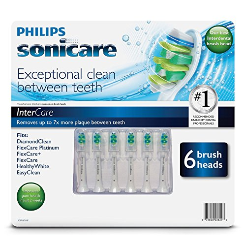 Le remplacement des balais Philips Sonicare