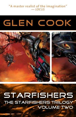 Starfishers (Starfishers Trilogy)
