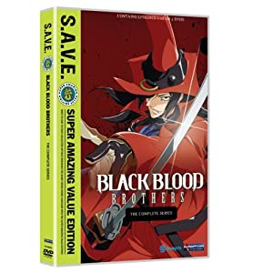 Black Blood Brothers: The Complete Series S.A.V.E. movie