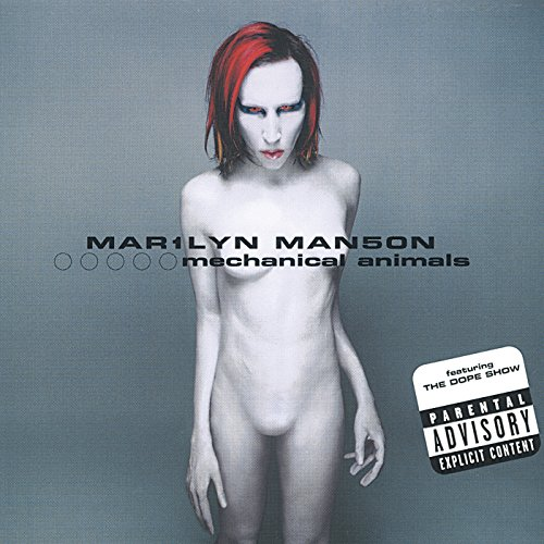 Mechanical Animals (Explicit Cover)