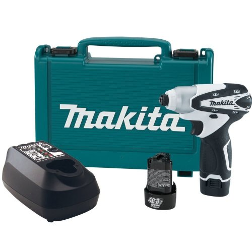 Makita TD090DW 10.8-Volt Ultra Compact Lithium-Ion Cordless Impact Driver Kit