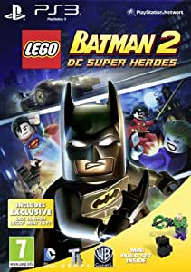 Lego Batman 2 - Limited Lex Luthor Toy Edition for PS3