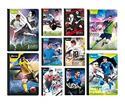 James Rodriguez Subject Squared Assorted Notebook 2-pack (Design May Vary)