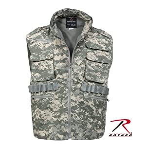 Army Digital Camo Ranger Vest