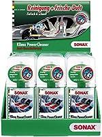 Sonax 03231000 KlimaPowerCleaner Produit nettoyant anti-bactérien pour système de ventilation de voiture