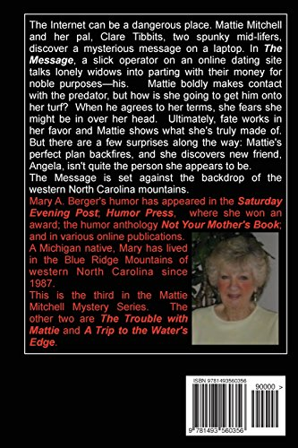 The Message: Volume 3 (The Mattie Mitchell Mystery Series)