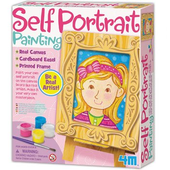 4M Self Portrait Painting Kit - 1