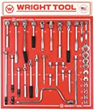 "Wright Tool D983B 3/8"" Drive Handles and Attachments"
