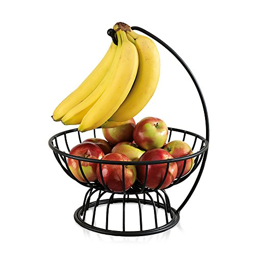 black-wrought-iron-fruit-and-vegetable-basket-for-kitchen-counters-with-banana-hanger-2-separable-bo