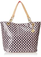 Tommy Hilfiger TH Signature Reversible Charleston Print Shoulder Bag