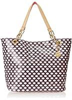 Tommy Hilfiger TH Signature Reversible Charleston Print Shoulder Bag