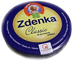 Spreadable Cheese Wedges (Zdenka) 140g
