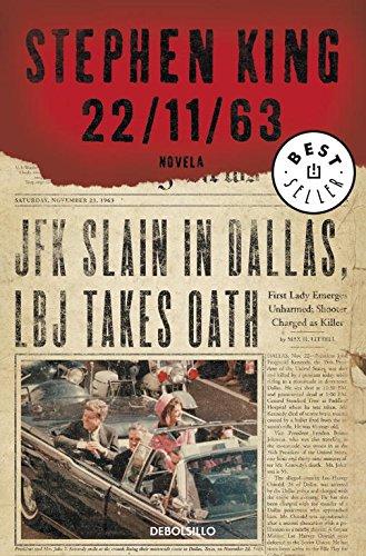 22/11/1963 (BEST SELLER)