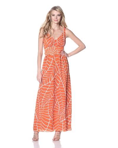 Susana Monaco Women's Strap Back Maxi Dress  - Sevilla