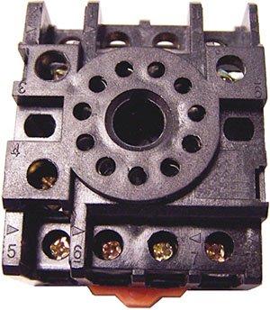 Emx Ld-11B Din Rail 11 Pin Mountable Socket Base