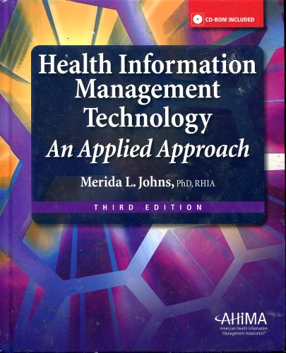 Health Information Management Technology: An Applied...