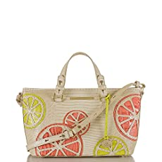 Mini Asher Satchel<br>Vanilla Cream Citrus