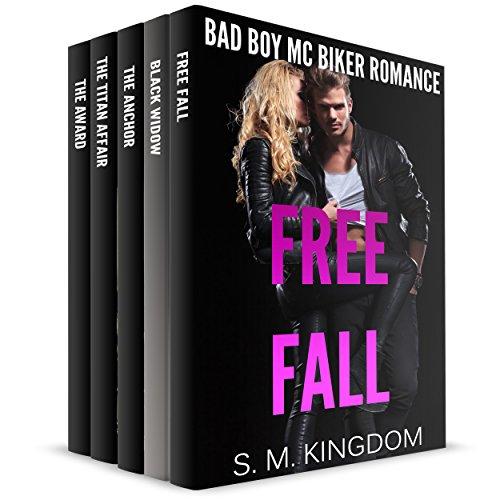 Romance: Free Fall Box Set 5-In-1 Book Bundles: Billionaire Bachelors Romance, Outlaw MC Biker Romance, College...