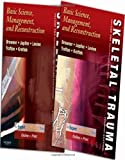 img - for Skeletal Trauma: Expert Consult: Online and Print, 2-Volume Set, 4e (Browner, Skeletal Trauma) book / textbook / text book