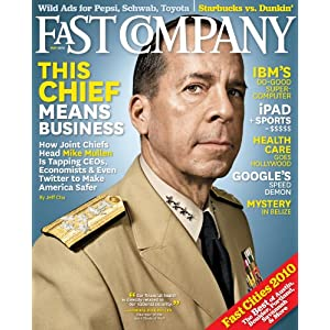 Fast Company (1-year)