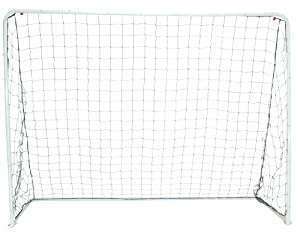 Buy Champion Sports Easy Fold Soccer Goal (8-Feet Width x 6-Feet Height) by Champion Sports