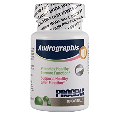 Progena Meditrend - Andrographis 200mg 90c