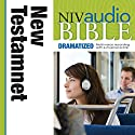 NIV New Testament Audio Bible, Dramatized Audiobook by  Zondervan Narrated by  Zondervan