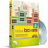 """Little Boxes, Teil 2. Webseiten gestalten mit CSS. Navigation, Inhalte, YAML & mehr.von """"Peter M. M�ller"""""""
