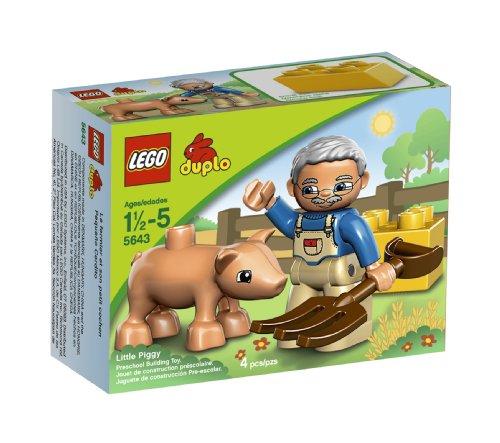 LEGO Duplo Legoville Little Piggy 5643 - 1