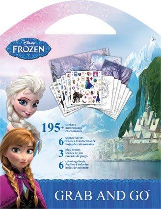 Disney Frozen Sticker Grab and Go