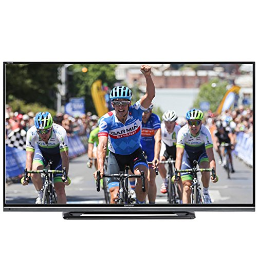 Sharp LC50LD266K 50-inch Widescreen 1080p Full HD LED TV with Freeview HD