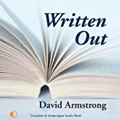 Written Out | [David Armstrong]