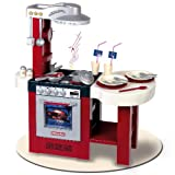 Miele Theo Klein Miele Kitchen Set Gourmet Deluxe (Red)