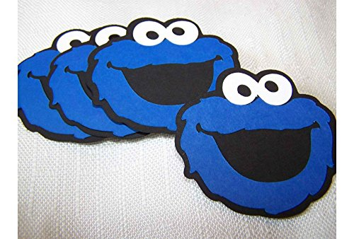 NEW L (Cookie Monster Party Supplies)