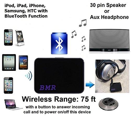 bmrmusictechnology-ricevitore-per-musica-bluetooth-a2dp-2-in-1-adattatore-per-altoparlanti-bose-e-le