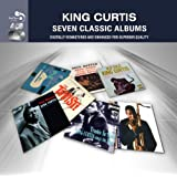 Seven Classic Albums [Audio CD] King Curtis