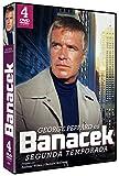 Banacek 2 Temporada Serie TV 4 DVD España