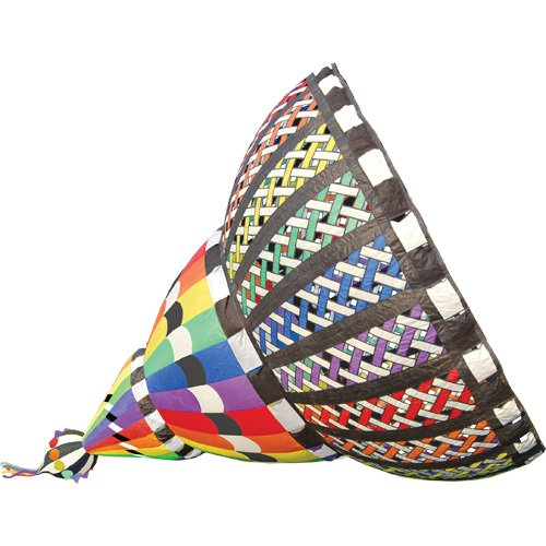 Willie Koch Giant Mesh Spin Bowl / Line Laundry Kite.
