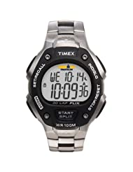 Timex Ironman Triathlon Mens Watch 30 Lap T5H971P4 with LCD Dial