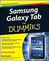 Samsung Galaxy Tab For Dummies ebook download