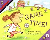 Great Source Mathstart: Student Reader Game Time! (MathStart 3)