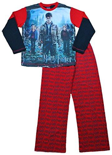 The Pajama Factory Harry Potter Long Pajamas
