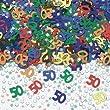 50th Birthday Confetti - Table Confetti 50th Birthday