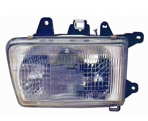 Fits 90 91 92 93 94 95 Toyota 4Runner Composite Type Headlight Driver NEW Headlamp Front Left (94 Toyota Headlights compare prices)