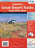 echange, troc Collectif - Australia's Great Desert Tracks South West