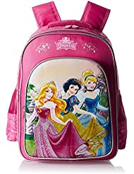 Simba 16 Inches Pink Children's Backpack (BTS-2059)