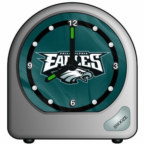 NFL Philadelphia Eagles Alarm Clock