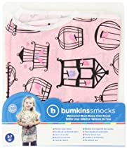 Bumkins Waterproof Short Sleeved Art Smock, Tweet