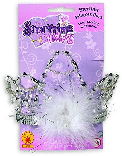 Rubie's Costume Silver Tiara