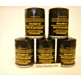 Generac 5 Pack Oil Filter #070185E (EXTENDED LIFE - REPLACED F)